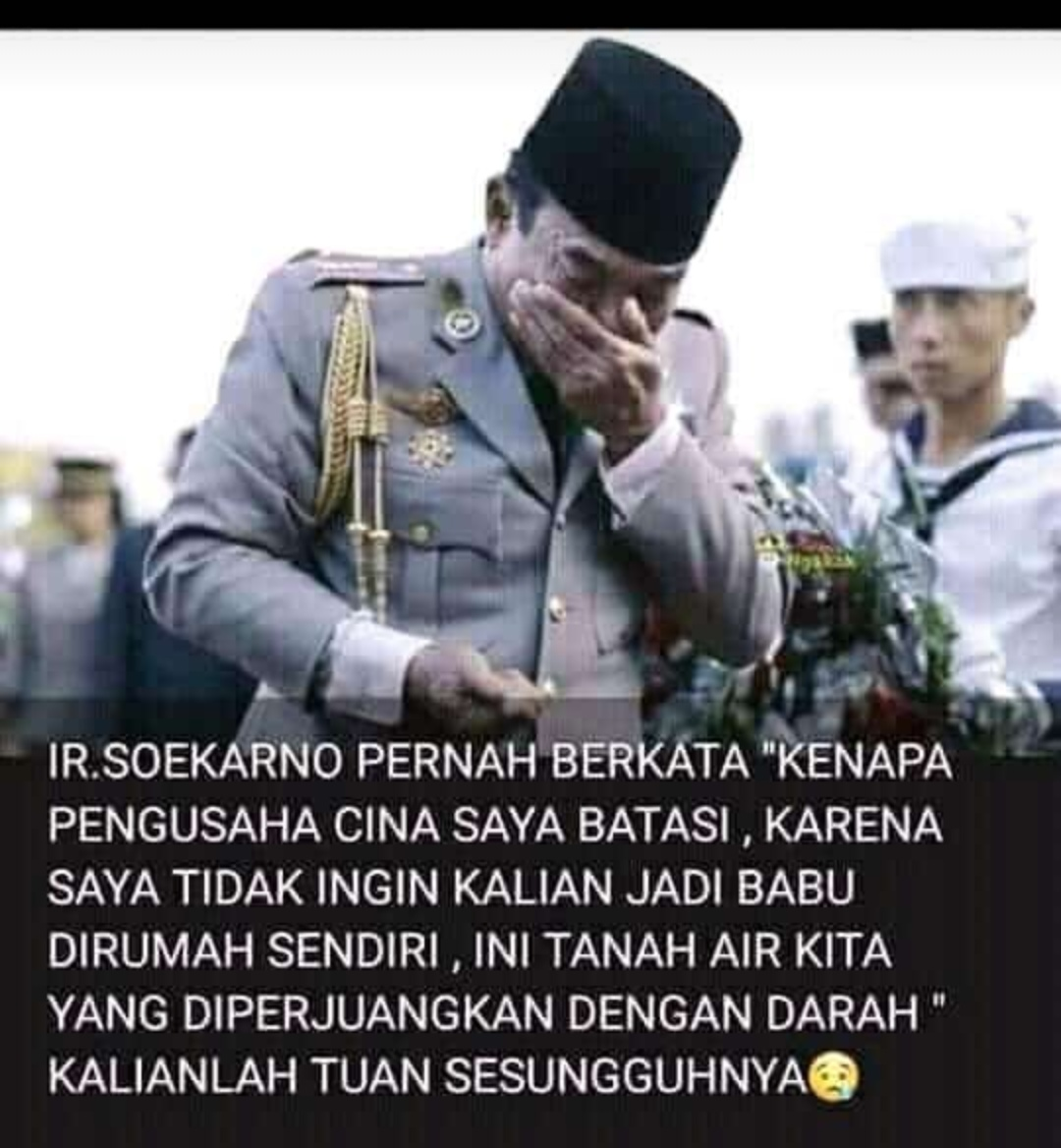 sukarno anti indovoices